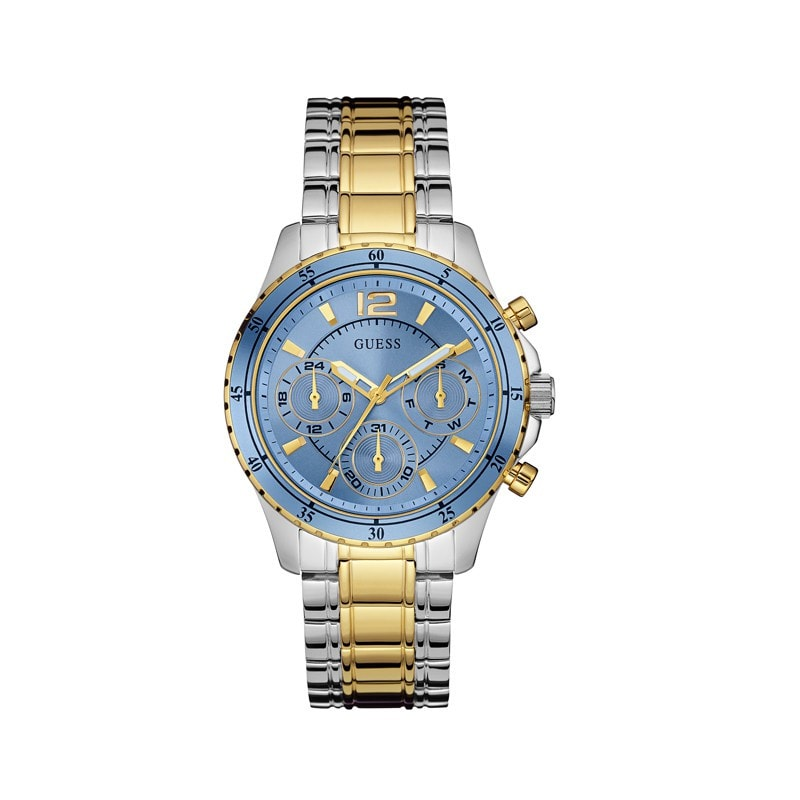 Guess Ladies Latitude Watch (W0639L1)