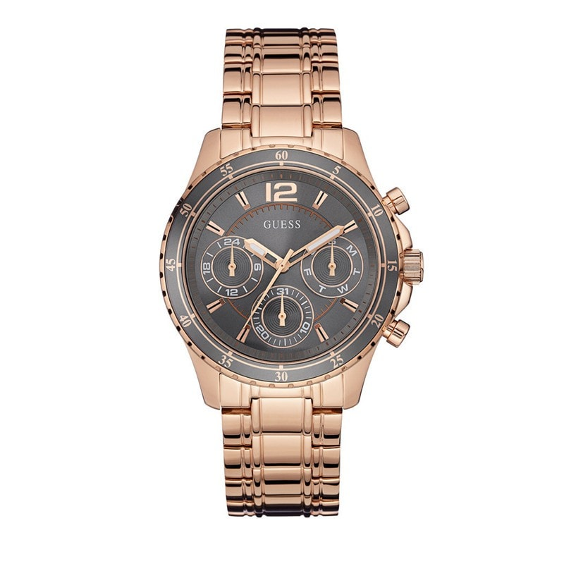 Guess Ladies Latitude Watch (W0639L2)