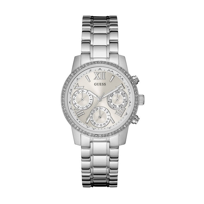 Guess Ladies Mini Sunrise Watch (W0623L1)
