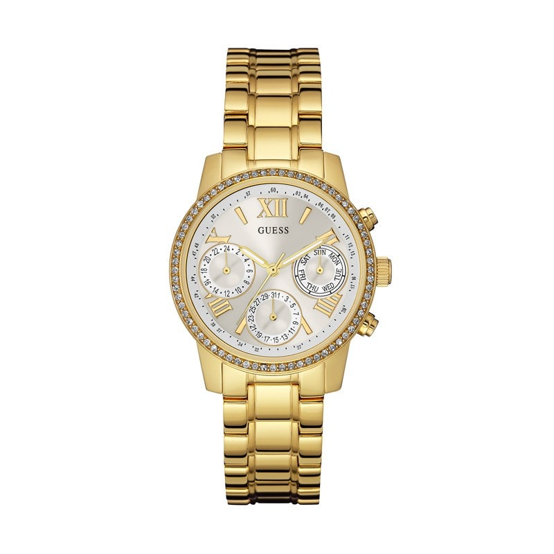 Guess Ladies Mini Sunrise Watch (W0623L3)