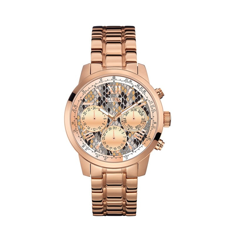 Guess Ladies Sunrise Watch (W0330L16)