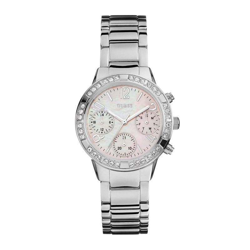 Guess Ladies Mini Glam Watch (W0546L1)