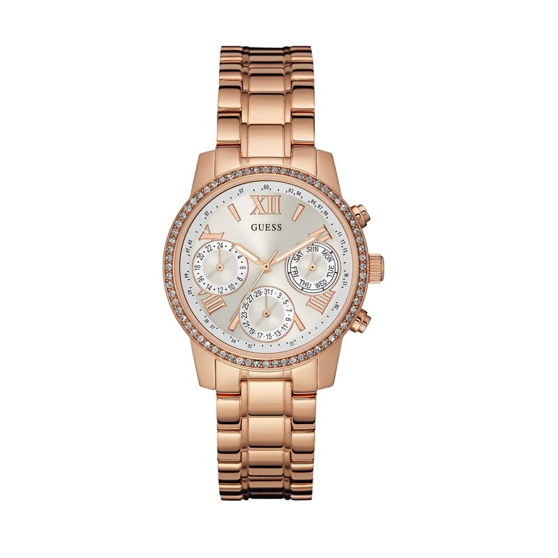 Guess Ladies Mini Sunrise Watch (W0623L2)