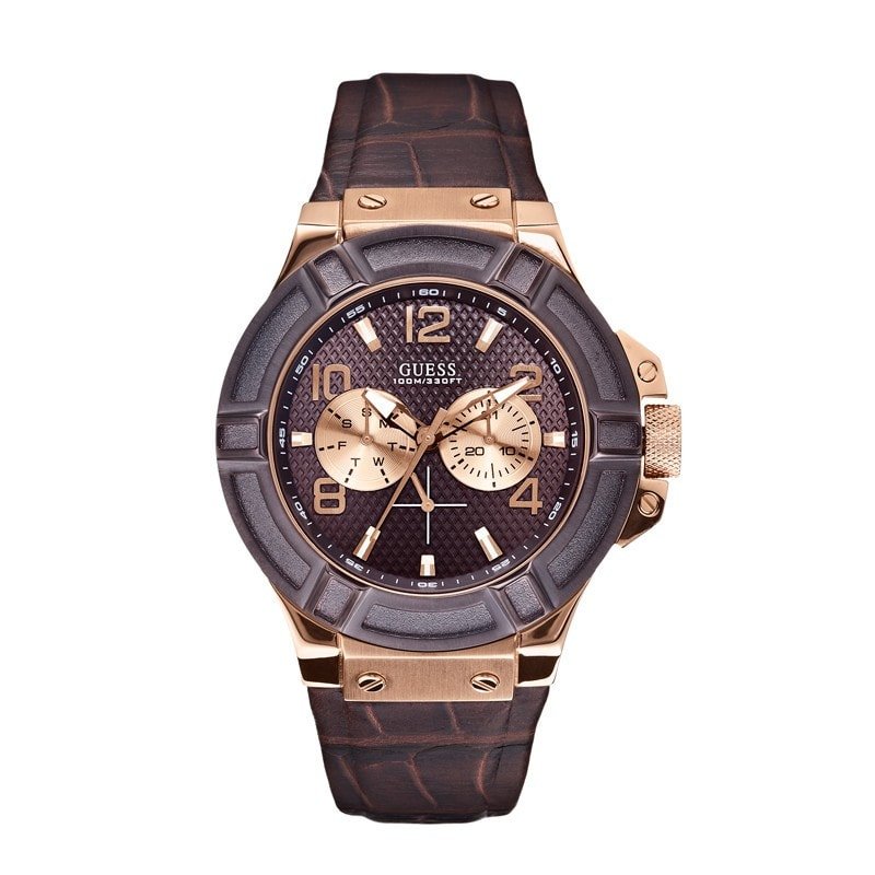 Guess Men's Rigor Watch (W0040G3)