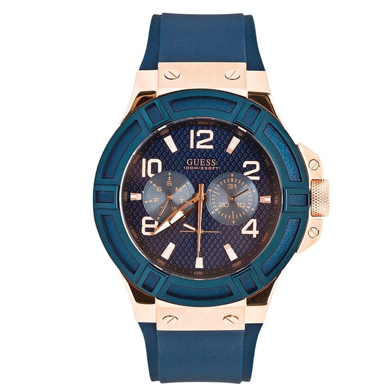 Guess Men's Rigor Watch (W0247G3)