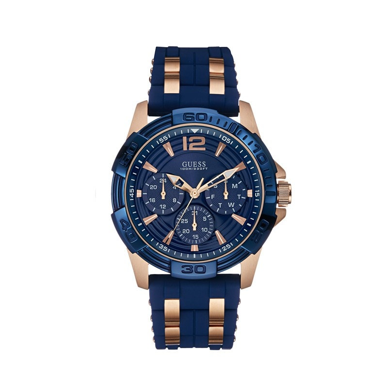 Guess Men's Oasis Watch (W0366G4)