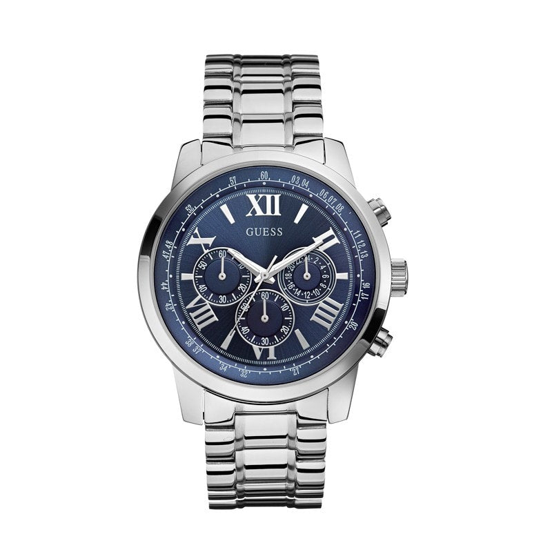 Guess Men's Horizon Chronograph Watch (W0379G3)