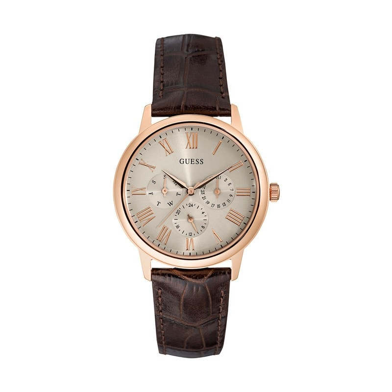 Guess Men's Wafer Watch (W0496G1)
