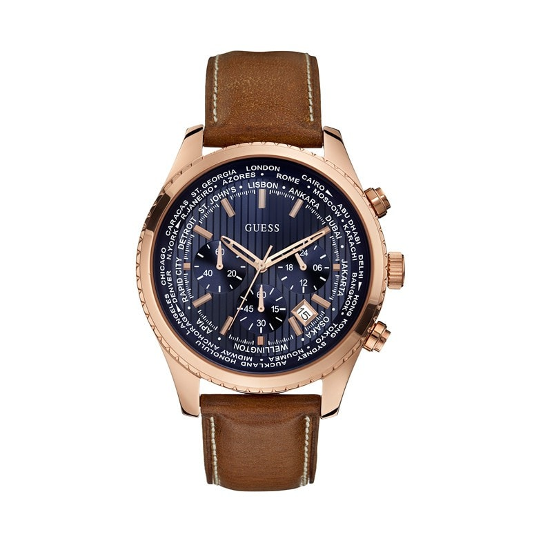 Guess Men's Pursuit Chronograph Watch (W0500G1)