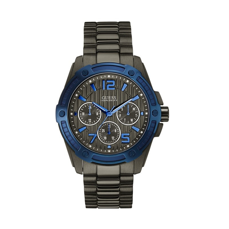 Guess Men's Flagship Chronograph Watch (W0601G1)