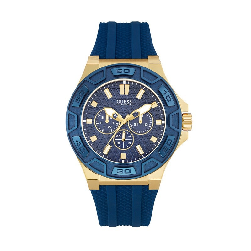 Guess Men's Forces Watch (W0674G2)