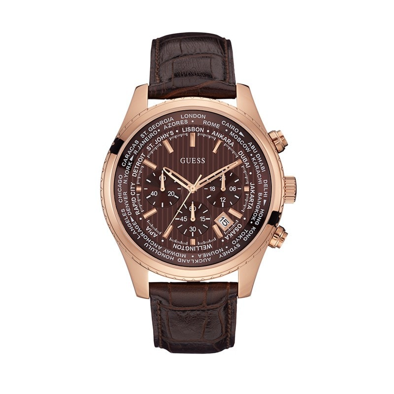 Guess Men's Pursit Watch (W0500G3)