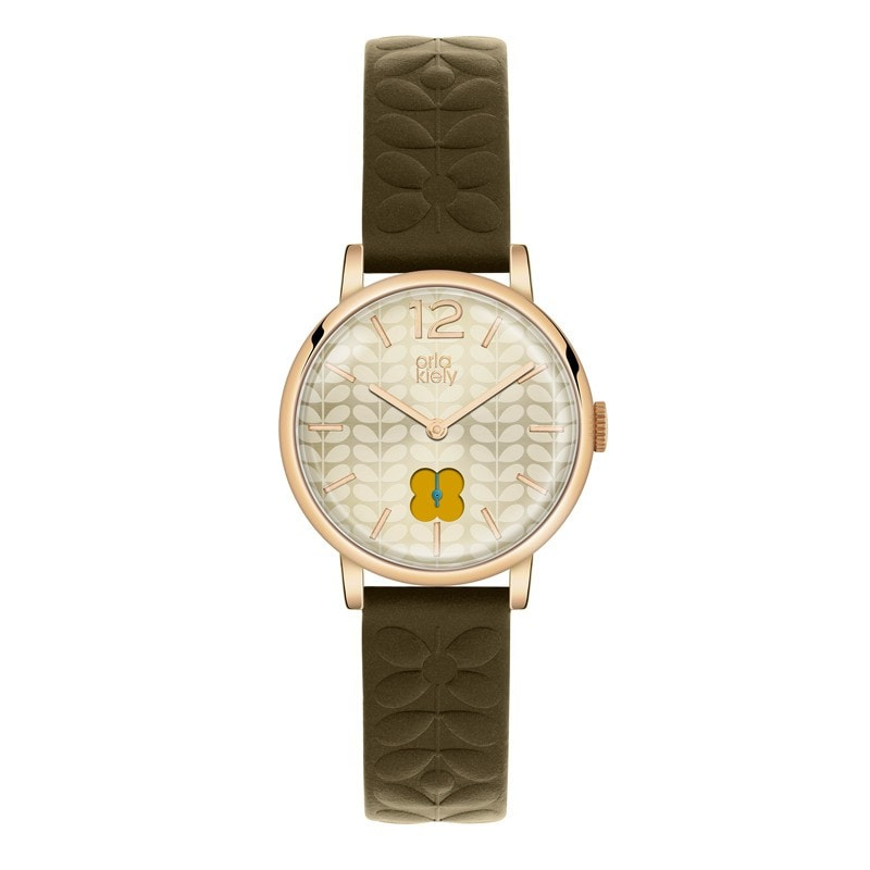 Orla Kiely Ladies Watch (OK2006)
