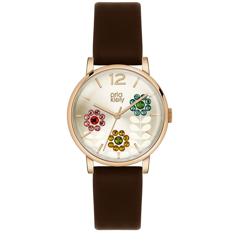 Orla Kiely Ladies Watch (OK2088)