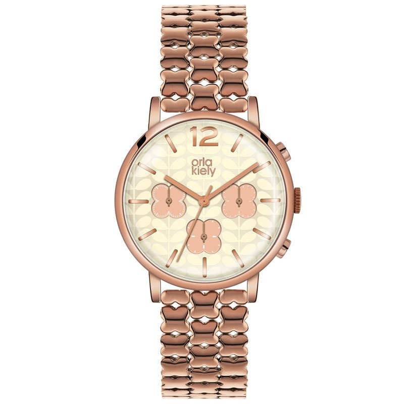 Orla Kiely Ladies Watch (OK4004)