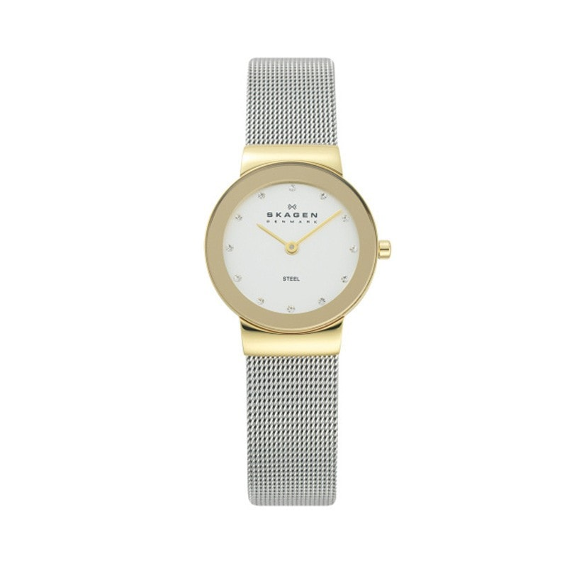 Skagen Ladies' Freja Refined Gold / Steel Watch