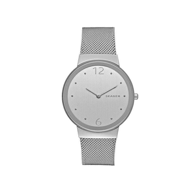 Skaegn Ladies' Freja Steel Mesh Watch