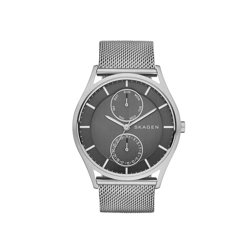 Skagen Men's Holst Refined Mesh Watch