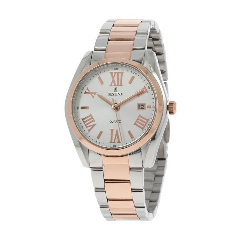 Festina Ladies Rose Bi-Colour Watch