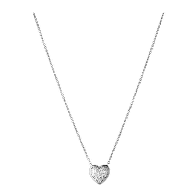 Links of London  Diamond Essentials Pavé Heart Necklace