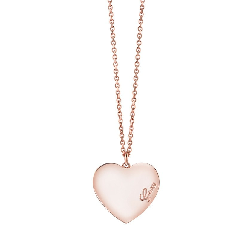 Guess Heartbeat Necklace