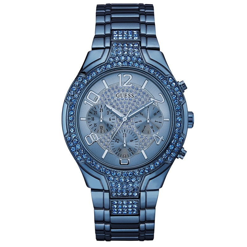 Guess Stellar Ladies Watch (W0628L6)