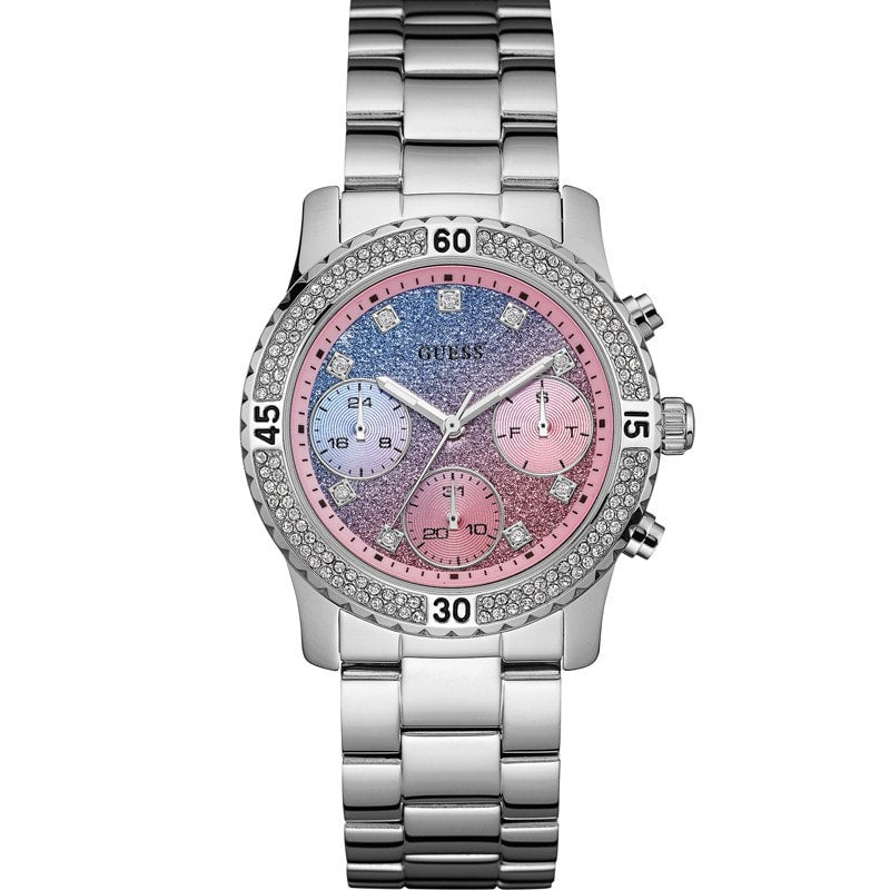 Guess Confetti Ladies Watch (W0774L1)