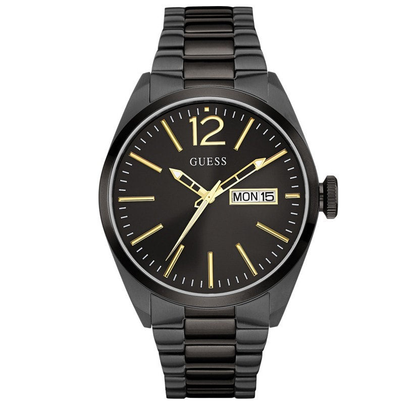 Guess Vertigo Mens Watch (W0657G2)