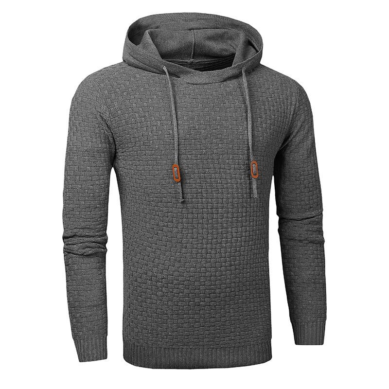 Cotton Hooded Sweater - Platooners