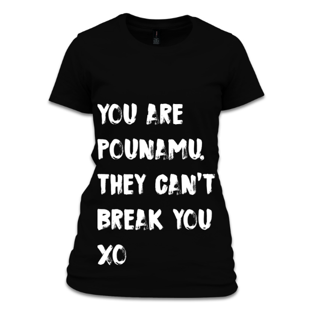 You Are Pounamu Womens Tees