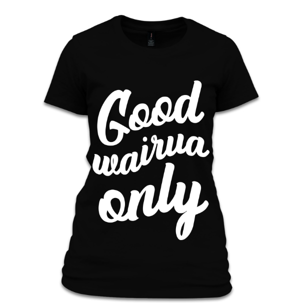 Good Wairua Womens Tees