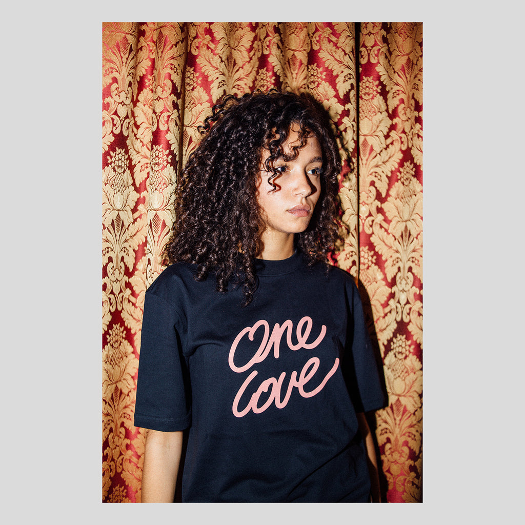 Appelsap 'One Love' T-shirt