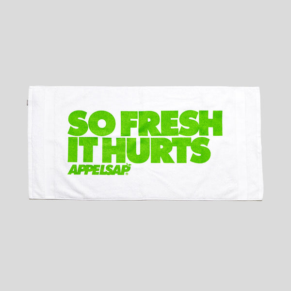 So Fresh It Hurts - Towel White