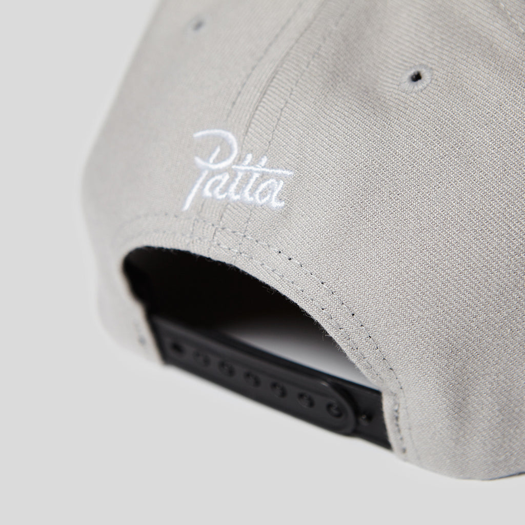 Patta x Appelsap - Snapback Slicers Grey