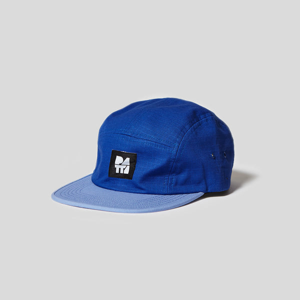 Patta x Appelsap - Camp Hat Royal Blue