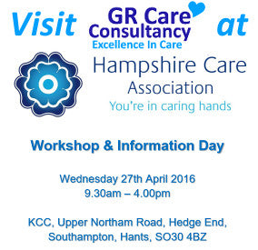 GR Care at Hampshire Care Association