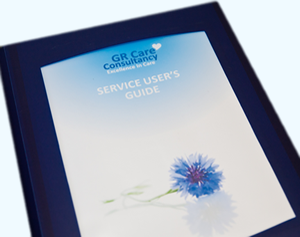 Service User's Guide Template