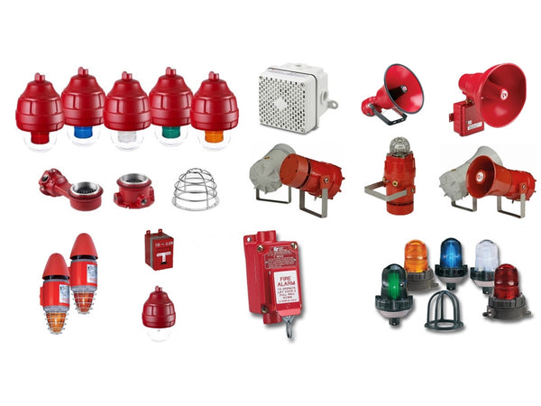 All Fire Alarm Products
