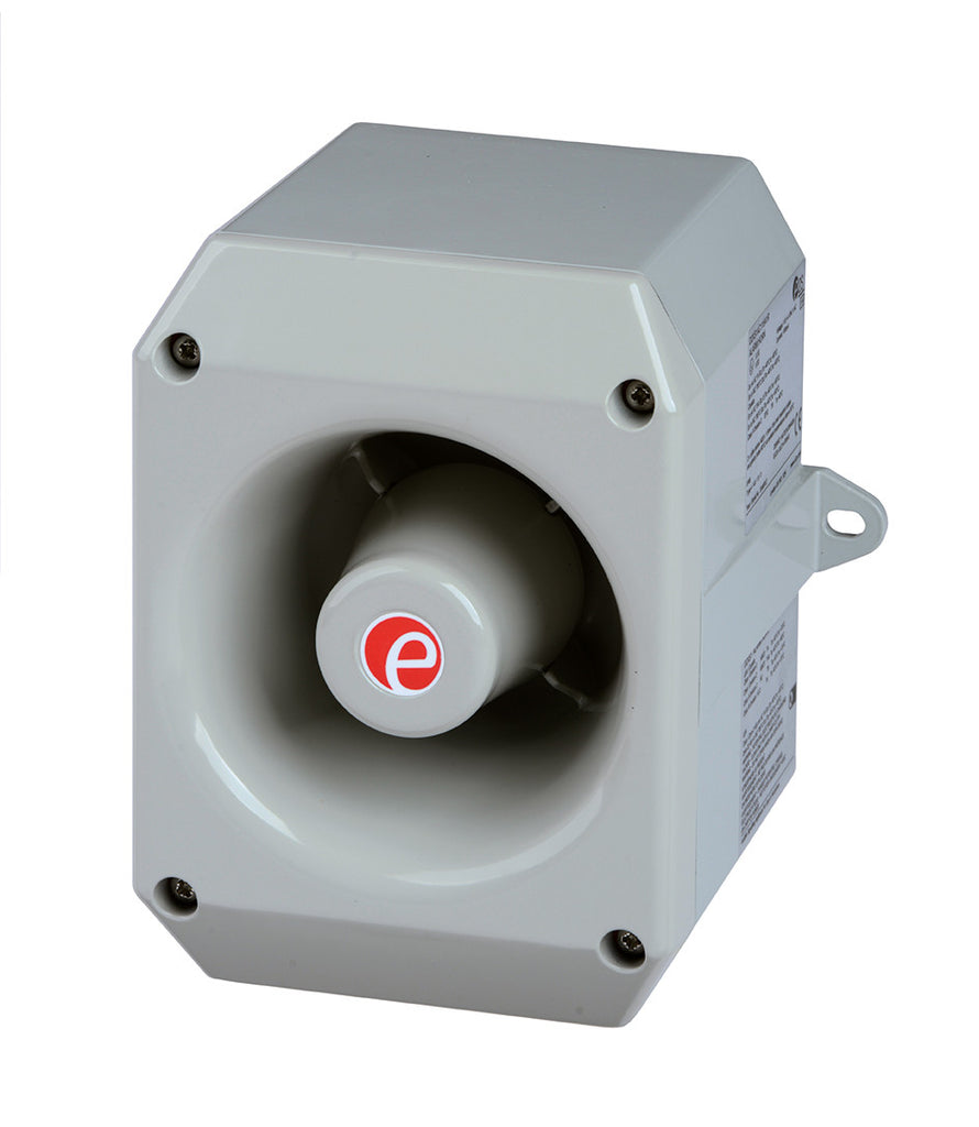 D2xS1 Alarm Horn Sounder - 24VDC - 48VDC -115VAC - 230VAC  Hazardous location Class 1 Div 2 - 64 tones available for 4 outputs