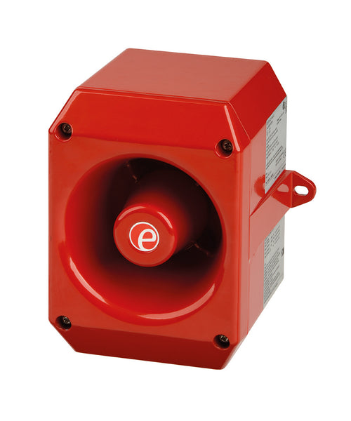D2xS1 Alarm Horn Sounder - 24VDC - Hazardous location Class 1 Div 2 - 64 tones available for 4 outputs