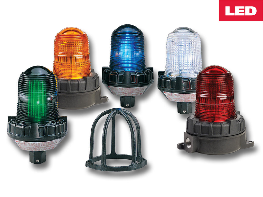 191XL Flashing or Steady on LED light, hazardous location