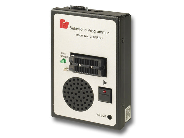 300FP CommCenter® Field Programmer
