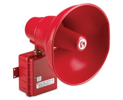 AM300GCX-R, AM302GCX-R, 15 &30 watt Haz. Location multi-tap Fire Alarm Speakers
