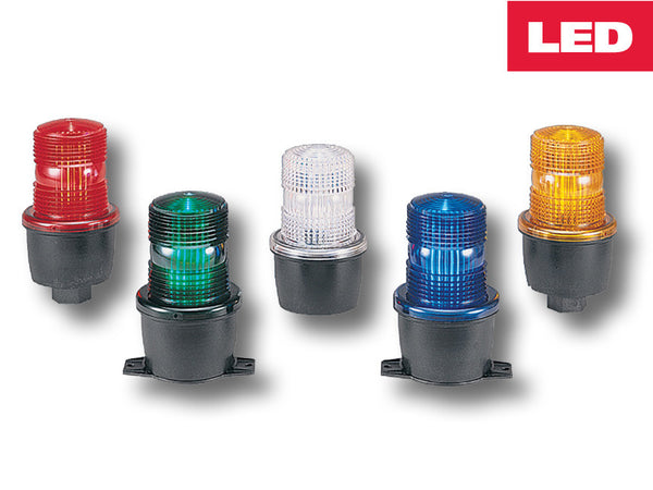 LP3SL StreamLineå¨ Surface mount Low profile, Steady Burning LED Light, threehole surface mount