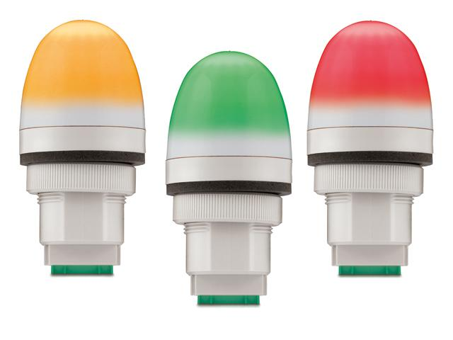 PMMFL and PMMST Multicolor LED Beacon