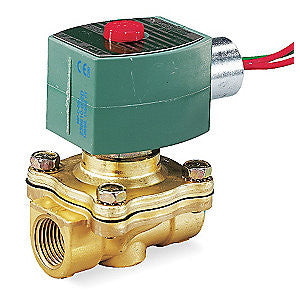 "Air valve, for 3 "" and 6"" air horns, 120VAC"