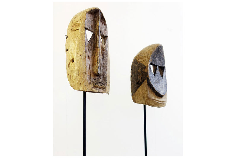 Dogon Pair of mask 20th century