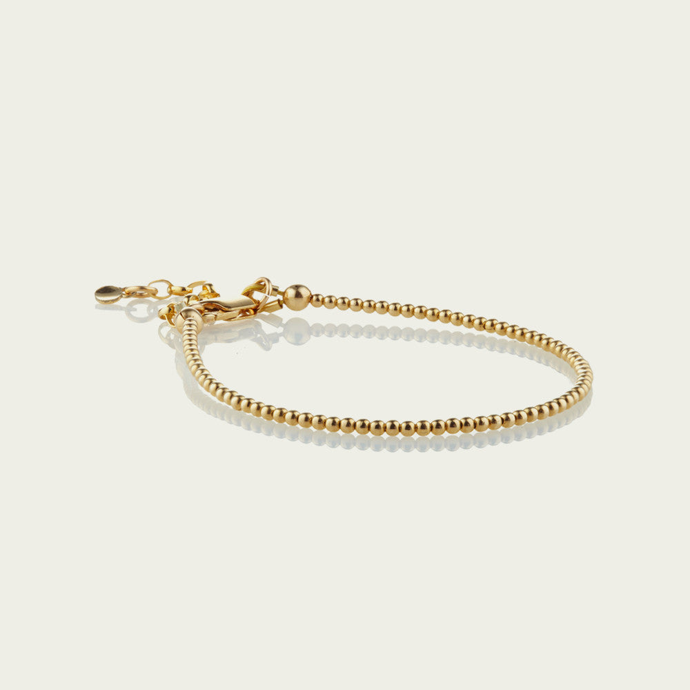 Precious Metal - Delicate Stacking Bracelet  - MBR713