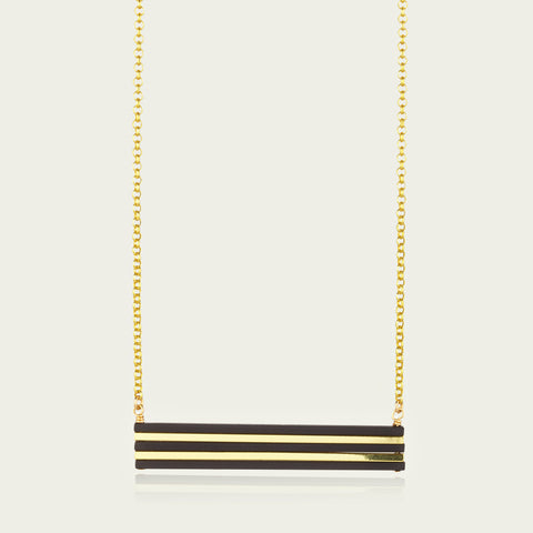 5 Bar Stripe Pendant