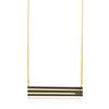 5 Stripe Bar Pendant